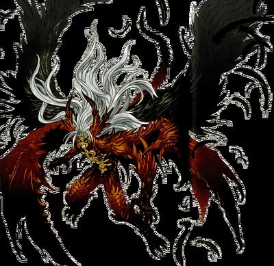 Dark Schneider Majin Forma