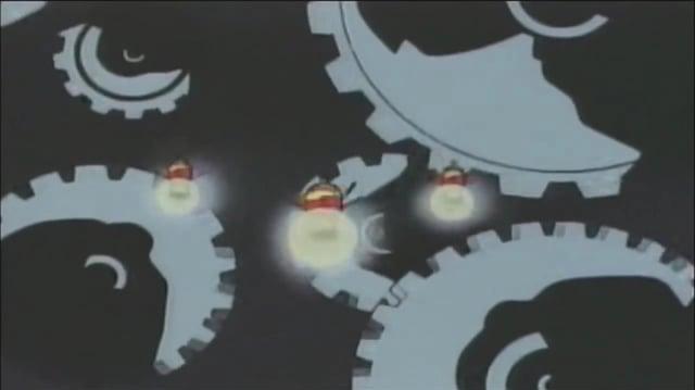 Sonic dodge lasers