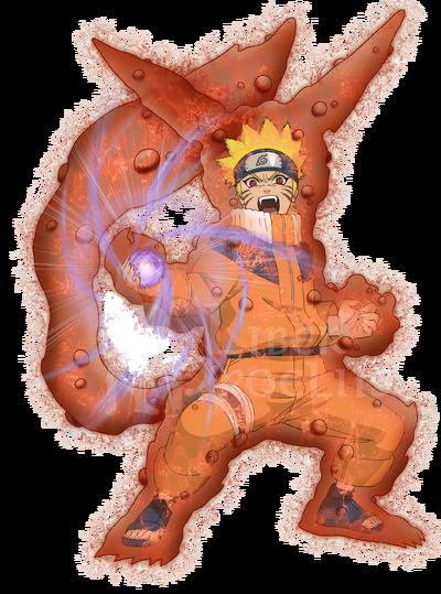 Naruto render LP2