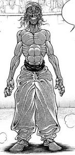 Kaku (Baki the Grappler)