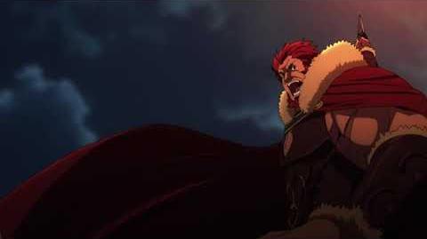 Iskandar invoca Gordius