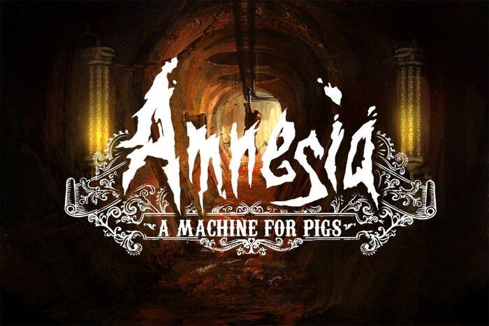 Amnesiaamachineforpigs