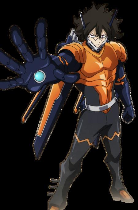 Wall Assault Mode Anime Redo