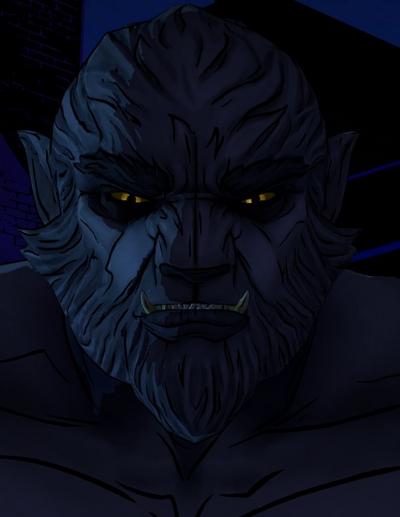 Bigby Wolf (Lycanthrope)