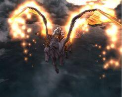 O Pégaso (God of War)