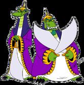 Irmãos Komodo