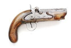 Pistola antiga