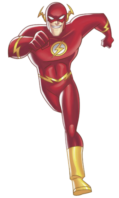 DCAU Flash Render