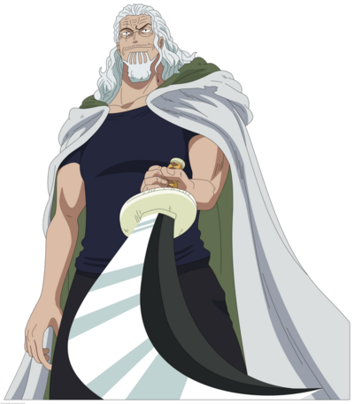 Dark king silvers rayleigh one piece by leandrojvarini-d4gpt6y