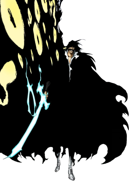 Yhwach Soul King Absorbed