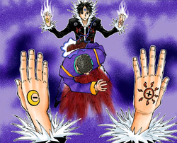 Chrollo Sun and Moon