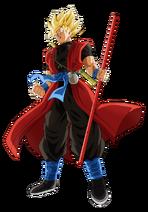 Xeno Goku SSJ by Andrewdb13