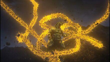 King Ghidorah (Anime)