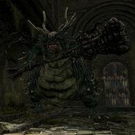 Demônio do Asilo