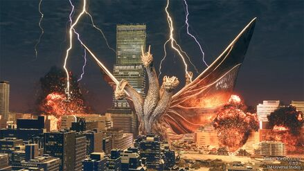 King Ghidorah (Godzilla vs