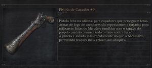 Pistola de Caçador