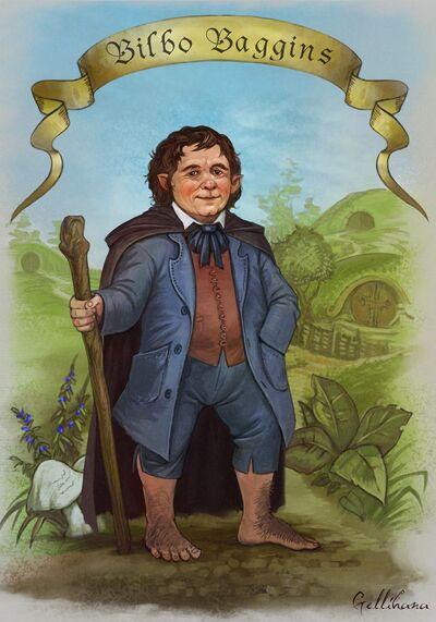 Bilbo Baggins (New)