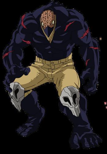 Noumu Anime Profile