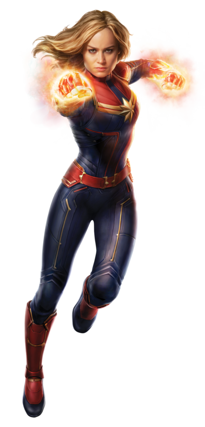 Captain Marvel (Earth-1600)