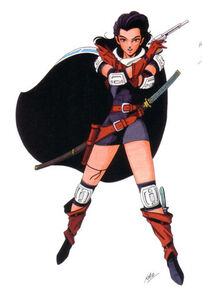 Heroína (Shin Megami Tensei)