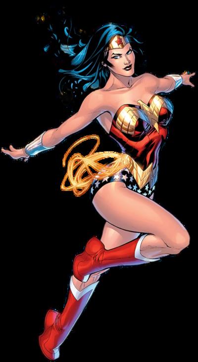 Wonderwoman ImprovedRender
