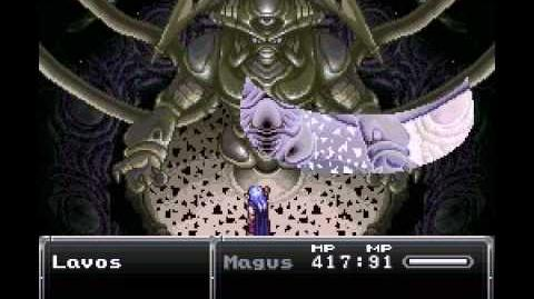 Chrono Trigger Magus Tech Exhibition
