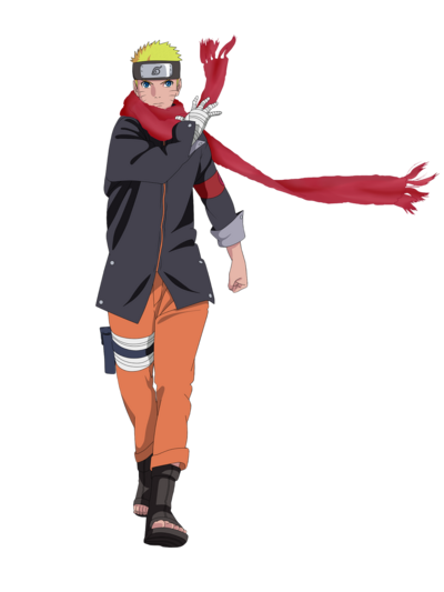 Render - Naruto (De Corpo Inteiro) Naruto The Last
