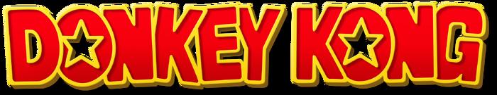 Donkey Kong Title