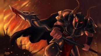 Cavaleiro Negro (Tibia)