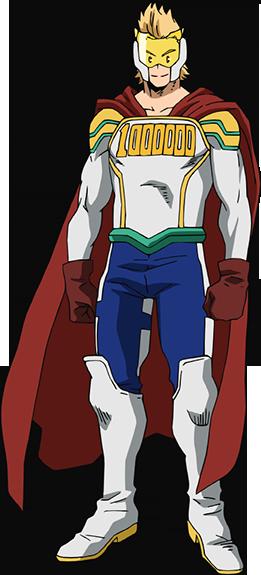 Mirio Togata Hero Costume Anime