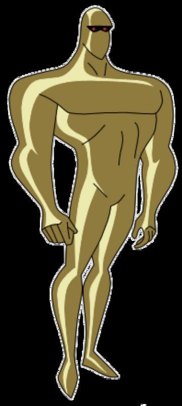 Amazo Justice League Unlid Dc Animated Universe
