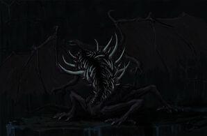 Dragão Escancarado