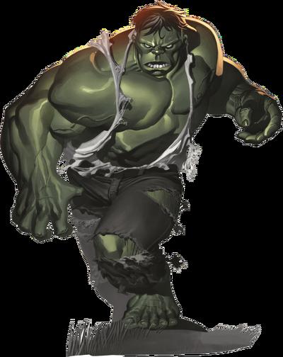 Immortal Hulk render by Alonik