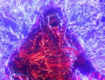 Scarlet Godzilla Earth - Infobox