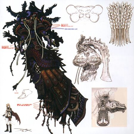 Pulse FFXIII Concept Art
