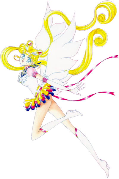 Usagi Tsukino Sailor moon Eternal Form - Manga