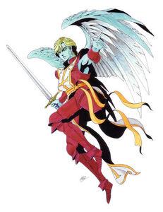 Uriel (Shin Megami Tensei)