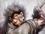 Musashi Miyamoto (Baki the Grappler)
