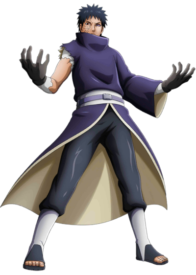 Obito uchiha render