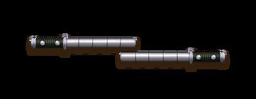 Bastões de Ferro