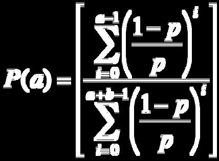Equação da Probabilidade