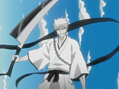 Hollow Shikai
