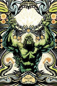 O Monstro do Pântano (Novos 52)