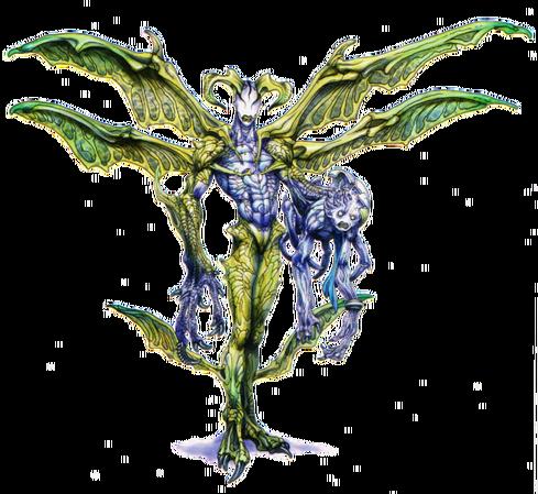 Lucifer IV Second