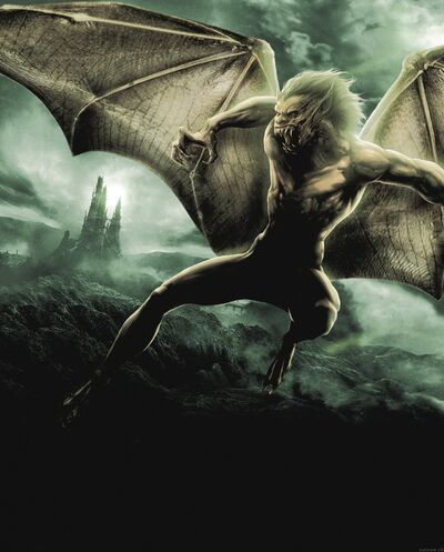 Monster Dracula (Van Helsing)
