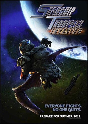 Starship Troopers 4 Invasion