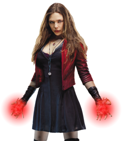 Avengers scarlet witch transparent background by camo flauge-d9lcgq9