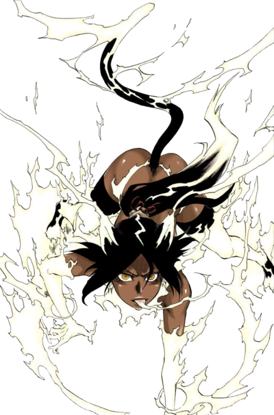 Flash God Yoruichi Render