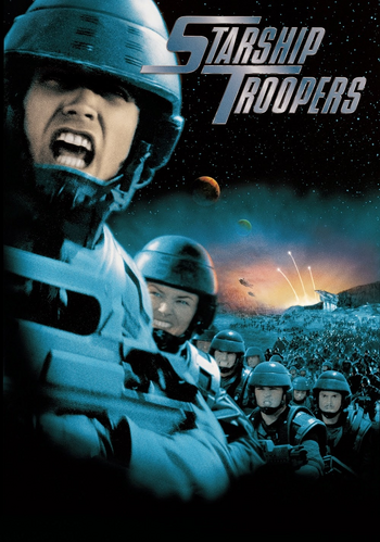 Starship Troopers Filme 1