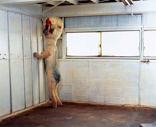 SCP-173 - The Sculpture